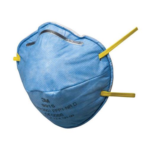 3m 9915 masque anti poussi res ffp1 pliable 20 pi ces. Black Bedroom Furniture Sets. Home Design Ideas