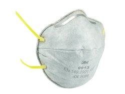 3m 9913 masque anti poussi res ffp1 pliable 20 pi ces. Black Bedroom Furniture Sets. Home Design Ideas