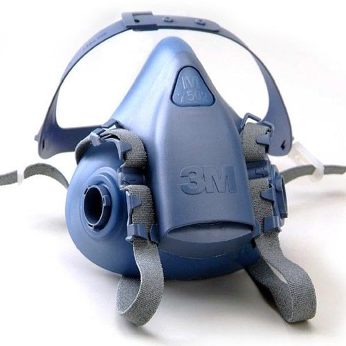 demi masque 3m ffp3