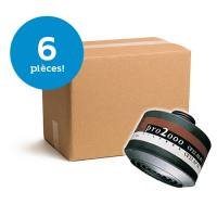 Pack Promotion ! Scott filtres combinés PRO2000 A2P3 - 6 pieces
